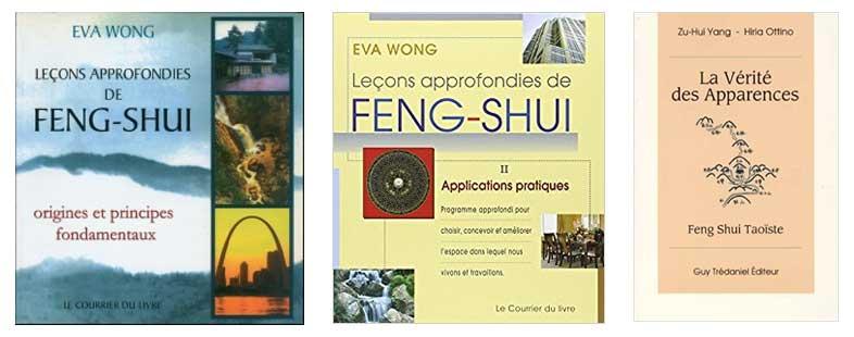 Livres Feng Shui pour initiés