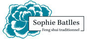 Sophie Batlles, Optimisation des espaces grâce au Feng shui traditionnel