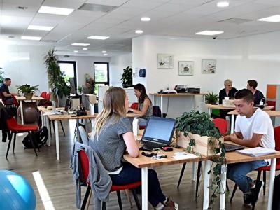 Expertise pour un espace de coworking