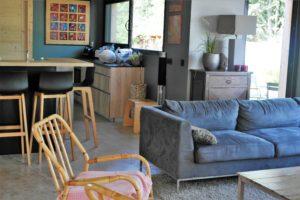 réaménagement Feng Shui salon