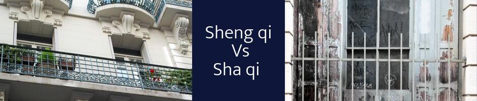 Sheng qi / Sha qi
